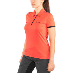 Gonso Litha Shirt Damen hot coral